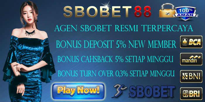 bonus agen judi Sbobet